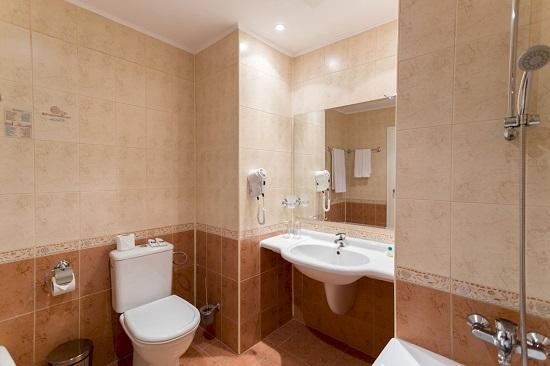 Хотел Еврика баня