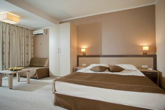 Хотел Еврика двойна стая голямо легло