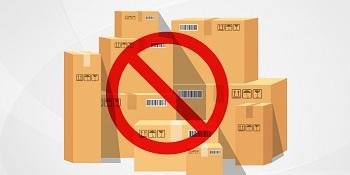 Забранени за внос стоки